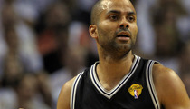 Tony Parker -- Winning NBA Championship Could Cost him $20 Million