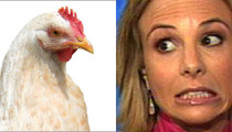 PETA to Hasselbeck -- 'Cluck You!'