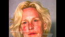Erin Brockovich -- The  Mug Shot ... And It's ROUGH [PHOTO]