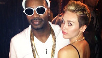 Video: Miley Cyrus Twerks On Stage at Juicy J Concert!