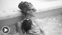 Beyonce -- Can't Stop Proving She's NOT Pregnant