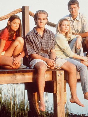 "Joshua Jackson Turns 35 -- See the Cast of ""Dawson's Creek"" Then & Now!"