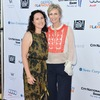 Jane Lynch and Lara Embry -- Before the Split!