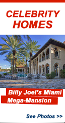 Celebrity Homes: Billy Joel