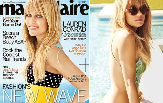 Lauren Conrad Flaunts Hot Legs, Gushes Over Boyfriend William Tell