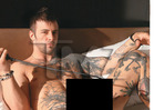 'Gigolos' Star Nick Hawk -- Naked Photo Shoot ... with a Penis Pump
