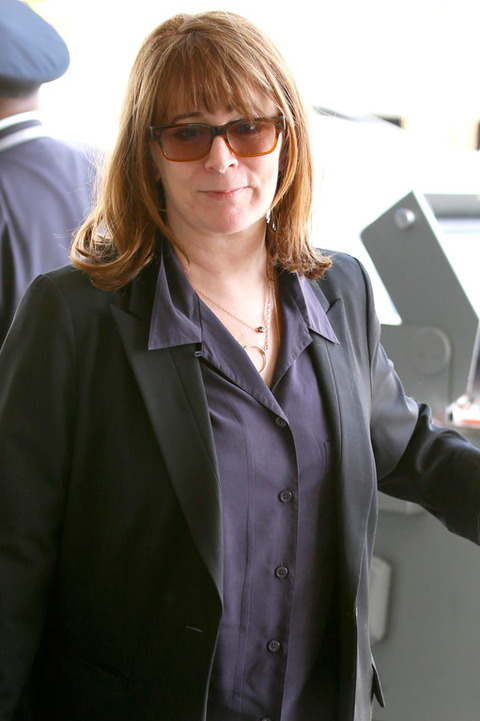 Patricia Richardson -- now 62 years old -- was spotted at the airport looking improved.