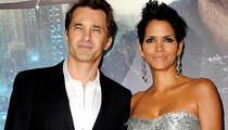Halle Berry, Olivier Martinez Wed in France!