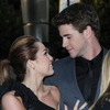 Miley Cyrus and Liam Hemsworth -- The Cute Couple!