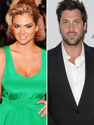 Are Kate Upton and Maksim Chmerkovskiy Dating?