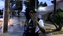2 Chainz Leaves Jail -- I'm Freeeeee ... to Promote My New Album