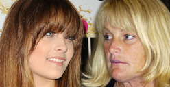 Debbie Rowe Won't Seek Guardianship of Paris Jackson -- For Now