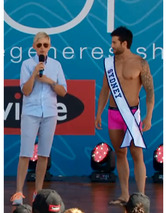 Ellen DeGeneres Searches for Australia's Hunkiest Underwear Model