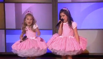 'Ellen' Singing Tots -- Sophia Grace & Rosie Score TV Deal!