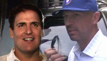 Mark Cuban -- I've BURIED THE HATCHET with Jason Kidd
