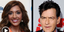 Farrah Abraham & Charlie Sheen -- The End Is Near