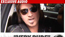 Billy Ray -- FURIOUS after DJ Asks About Divorce