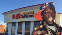 Flavor Flav's Chicken Joint -- WE COULD'VE BEEN POISONED