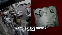 2 Chainz' Bodyguard -- We're NOT Cowards ... And We Were SET UP!!!
