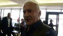 Buzz Aldrin -- Tang Comment Was Just a Joke