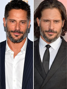 """True Blood"" Hunk Joe Manganiello Chops Off His Hair"