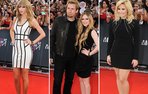 MuchMusic Awards: Taylor Stuns, Avril & Demi Disappoint