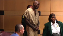Chad Johnson -- Will Be RELEASED from Jail Today