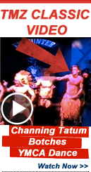 Video Lightbox: Channing Tatum Botches YMCA Dance