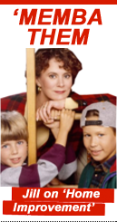Memba Them: Jill on Home Improvement