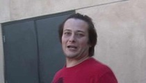 Edward Furlong -- Charged with Attacking Ex GF, Breaking Her Laptop