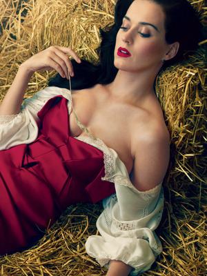 Katy Perry: Russell Brand Dumped Me Via Text Message!