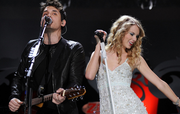 "John Mayer's ""Paper Doll"" -- Dedicated to Taylor Swift?"