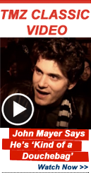 Video Lightbox: John Mayer Says He's 'Kind of a Douchebag'