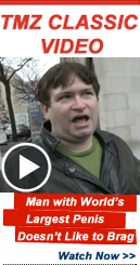 Video Lightbox: Man with World's Largest Penis Doesn't Like to Brag