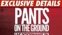 'Pants on the Ground' -- Las Vegas Bound