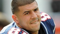 Aaron Hernandez -- Cops Have NOT Named NFL Star as a 'Suspect' In Shooting ... Yet