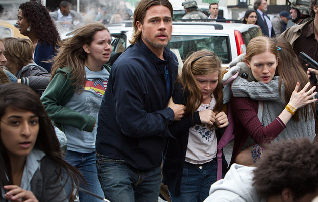 """World War Z"" Review: Do These Zombies Have Bite?"