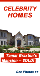 Celebrity Homes: Tamar Braxton