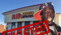 Flavor Flav's Fried Chicken -- Officially Evicted in Michigan