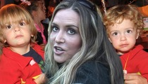 Brooke Mueller -- She May Not Get Twins Back for A Year