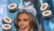 Miss USA Erin Brady -- Gets Fishy After Winning Crown