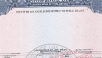 Kim Kardashian's Baby North West -- Holy Crap, I Don't Have a Middle Name! (BIRTH CERTIFICATE)