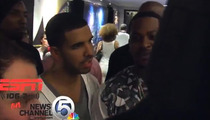 Drake -- DENIED Access to Miami Heat Locker Room