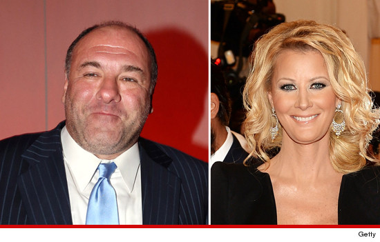 0622-james-gandolfini-sandra-lee-sub-getty