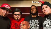 Christian Rockers P.O.D. -- Kanye West Will Lead You STRAIGHT TO HELL!!