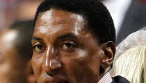Scottie Pippen -- Beatdown Victim Spit at Me, Called Me the N-Word