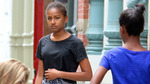 Sasha Obama's Short Shorts