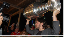 Chicago Blackhawks -- Holy Cow!! Stanley Cup Celebration Was Carnivore Heaven