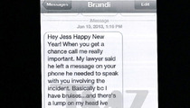 LeSean McCoy -- Party Bus Accuser ADMITS I Never Touched Her
