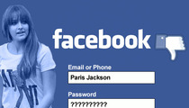 Paris Jackson -- Facebook Has Destroyed Her